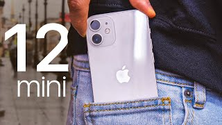 iPhone 12 mini в реальной жизни