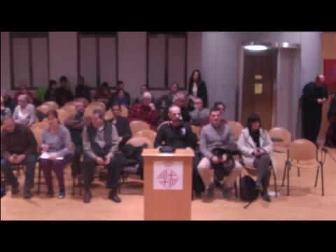Audiència Pública del districte de Ciutat Vella 14-2-19