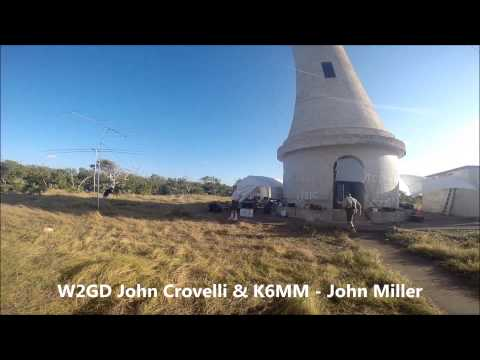 K1N Navassa DXpedition video