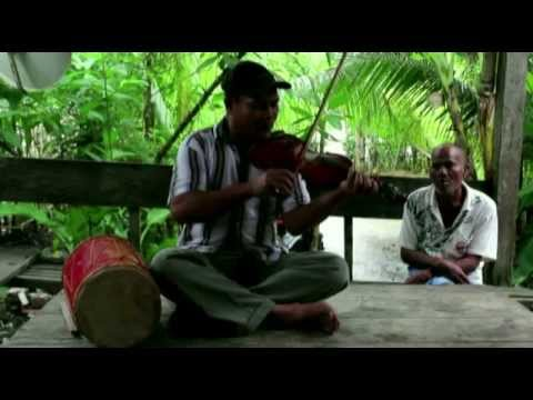 Senandung Kisah Smong, Seni Nandong Pulau Simeulue