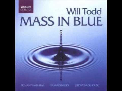 Will Todd: Mass in Blue (Jazz Mass) - Kyrie (Mvt. 1)