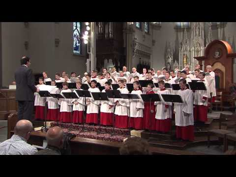 Grand Rapids Choir of Men & Boys Lenten Program