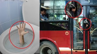 7 People Who Got Stuck In Weird Places