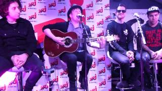 Fall Out Boy - Thnks fr th Mmrs - Live acoustic @ Orléans - Infrared le 04 04 13