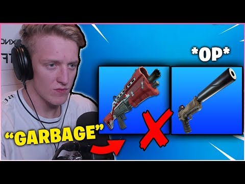 TFUE Shows Why The *SILENCED PISTOL* Is Better Than The Tac Shotgun!