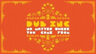 """Gambar cover DUB INC - No matter where you come from (Album """"So What"""")"""