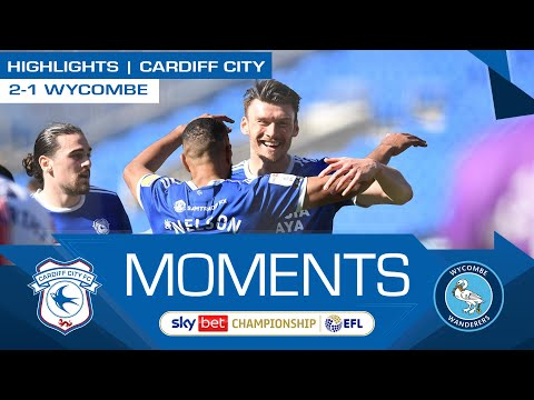 Cardiff Wycombe Goals And Highlights