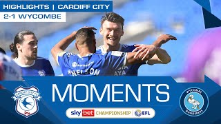 HIGHLIGHTS | CARDIFF CITY vs WYCOMBE