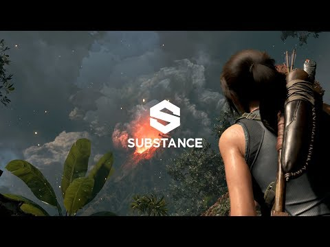 Substance In Games Showreel 2019