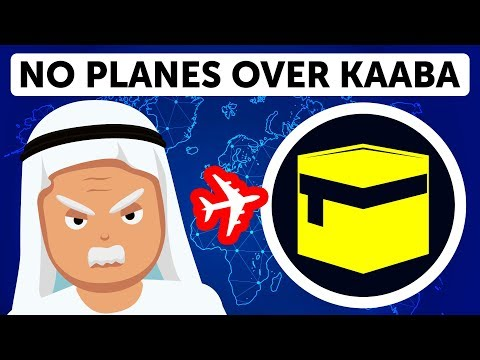 Why Planes Don't Fly Over Kaaba