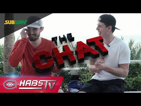 The CHat feat. Charlie Lindgren and Mike Reilly
