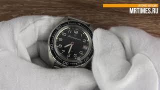 Восток Командирские 020706 / автоподзавод. Обзор часов от MrTimes.ru
