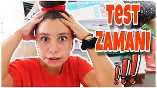 Bu Videoyu İzlemeden Test Kitabı Almayın !! Kırtasiye Vlog - Eğlenceli Video
