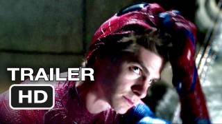The Amazing Spider-Man Official Trailer #2 - Andrew Garfield Movie (2012) HD