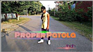 Proper Patola Dance Choreography || Badshah || Namastey England