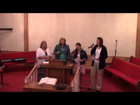 Caroleen CH Church 8/24/2014 Boro girls 2