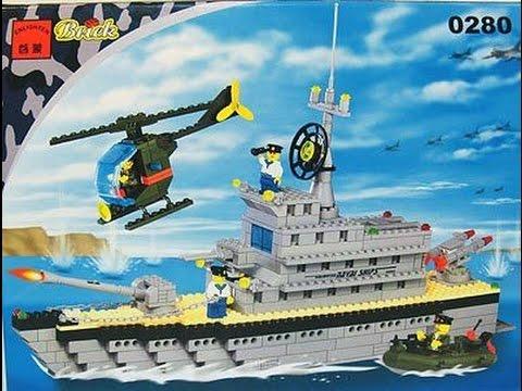 лего naval ships 0280 инструкция