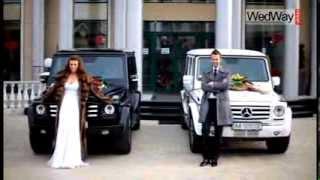 Свадьба Анны & Макса (агентство Свадебный Переполох)