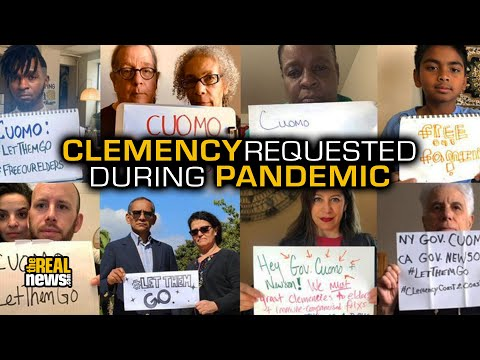 Family Of Imprisoned New Yorkers Call On Governor For Clemency