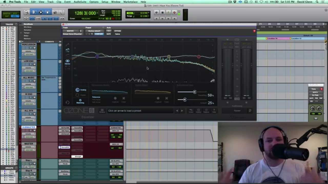 How to Use Matching EQ with Reference Tracks in iZotope