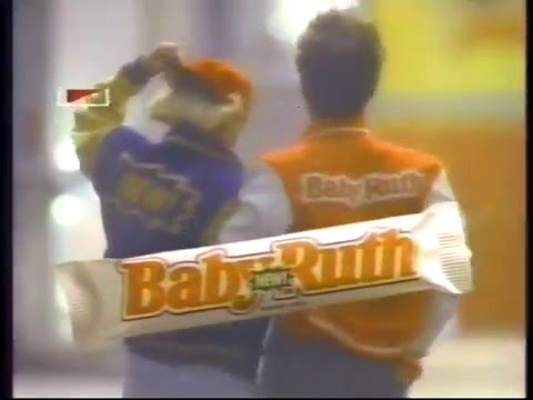 Baby Ruth - New Baby Ruth song (1987)