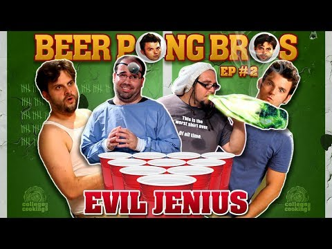 BEER PONG BROS: Evil Jenius