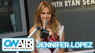 Jennifer Lopez Responds To Golden Globes Joke  | On Air with Ryan Seacrest