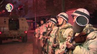 بالفيديو: الجيش المصري يعود إلى ميدان التحرير قبل ذكرى يناير الخامسة.. وقواته تتأهب لتأمين المنشآت الحيوية الجيش المصري يعود إلى التحرير قبل ذكرى 25 يناير