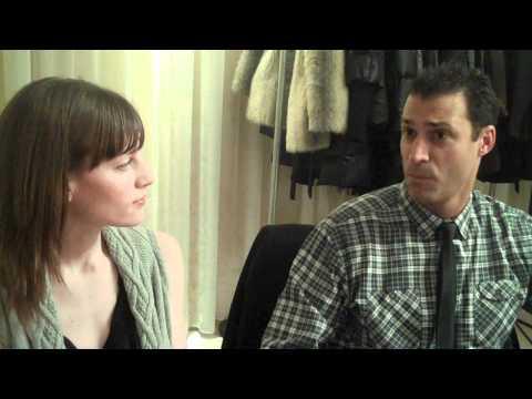 Julie Bensman from TheFashionSpot interviews Nigel Barker