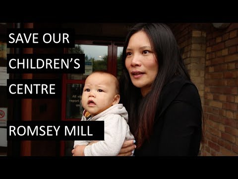 Save Our Children's Centre - Romsey Mill