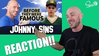 """Johnny Sins Reacts to """"Before They Were Famous"""""""
