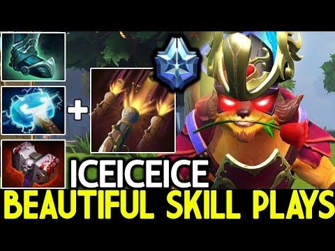 Iceiceice [Pangolier] Beautiful Skill Plays Pangolier Master 7.21 Dota 2 thumbnail