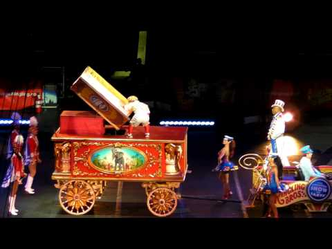 Ringling Bros and Barnum & Bailey Circus Opening Song/Entrance