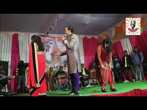 Full HD,दिवाकर द्विवेदी का लेटेस्ट स्टेज शो,लेडीज गायिका की बोलती बंद कर दी,Pankaj Music