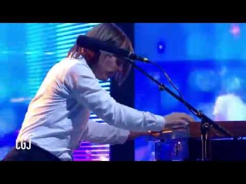 Air - La Femme d'Argent (Live at Canal+ 17.06.2016) HD