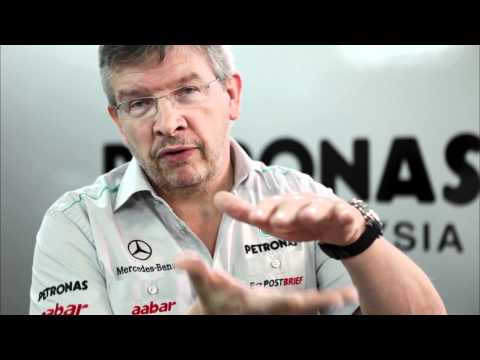 Formula 1 Aerodynamics with Ross Brawn