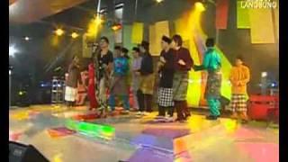 Jaclyn Victor - Joget Aidilfitri MTV Sampaikan Salam 10