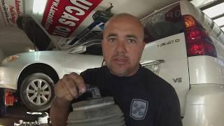 2004 Lexus GX470 air spring