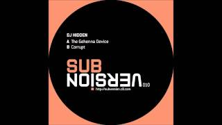 DJ Hidden - The Gehenna Device