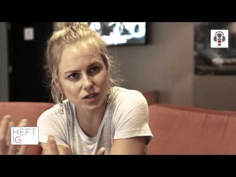 HEFT!G Intervju med Ingrid Bolsø Berdal