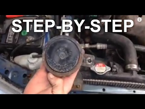 Honda Accord Horn Fix Easy Fix Step By Step Youtube