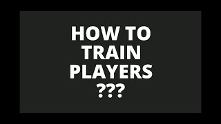 How to train players in eFootball PES 2020