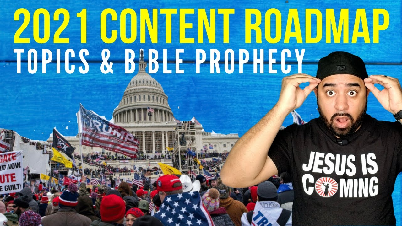 Capital Protest And 2021 Bible Prophecy Happening Now