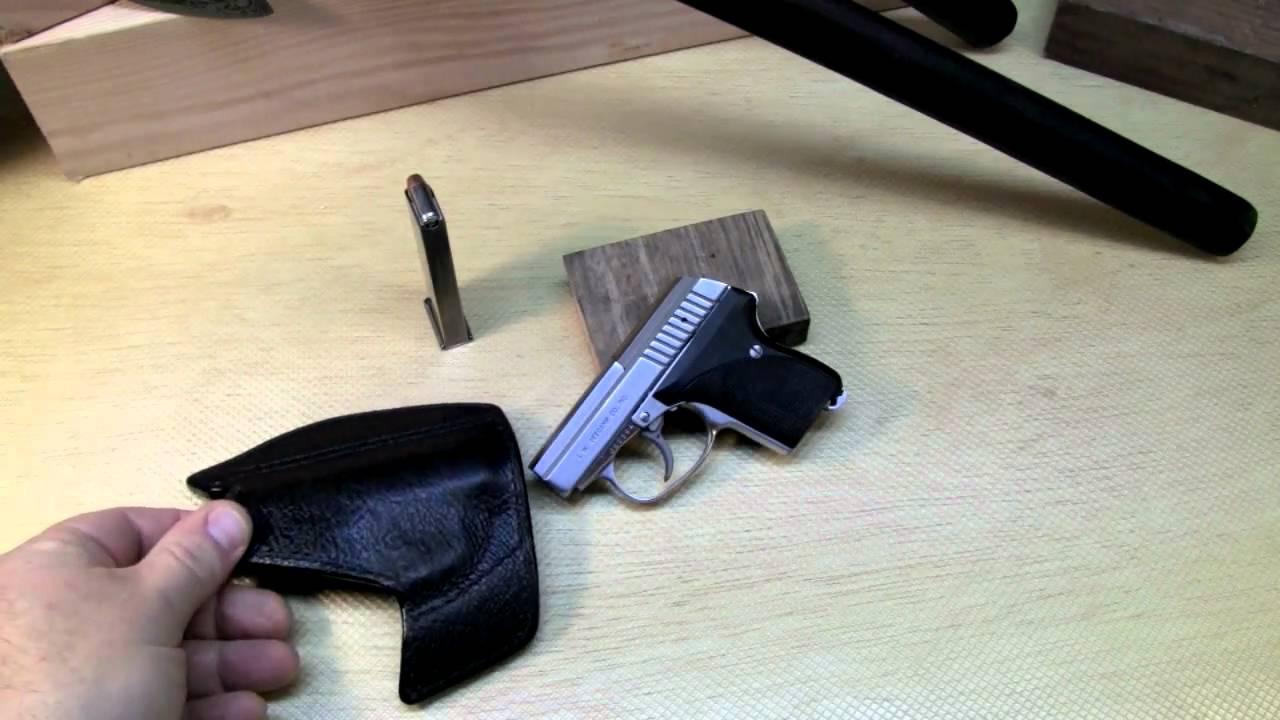 Deep concealment: del Fatti PH-3 Pocket Holster