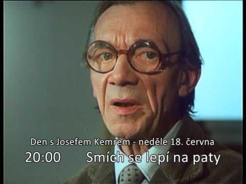 CS film: Den s Josefem Kemrem - 18. června 2017