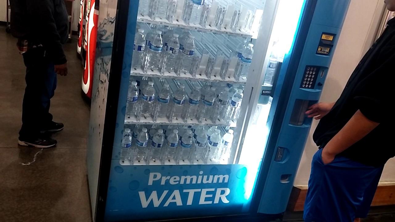 amazing costco vending water