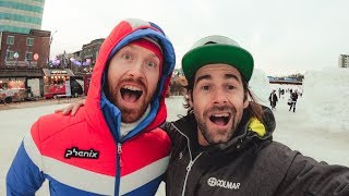 Most surprising THINGS of the PyeongChang Olympics 😳  | VLOG 13