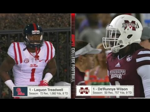 Ole Miss vs Mississippi State 11.28.2015 NCAA football