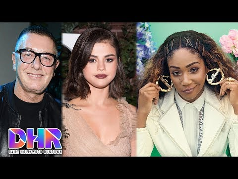 Stefano Gabbana TROLLS Selena Gomez AGAIN?! - Tiffany Haddish CONFIRMS Who Bit Beyonce! (DHR)