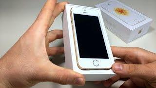 Apple iPhone SE 128 GB Unboxing in 2018